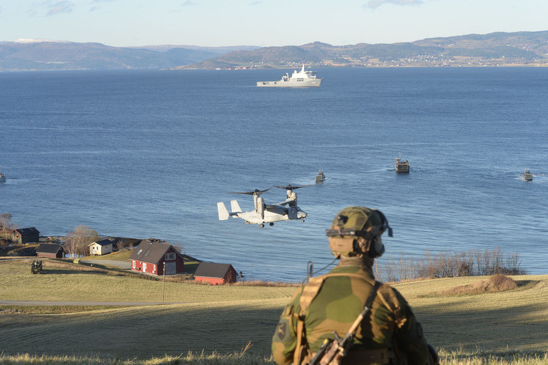 Russians Tried to Jam NATO Exercise; Swedes Say They've Seen This Before